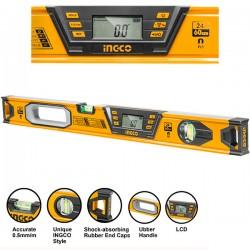 INGCO HSL08060D Αλφάδι ψηφιακό 600mm