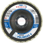DRONCO SUPERIOR POLIMAXX 4 5541220100 Δίσκος γυαλίσματος 115mm