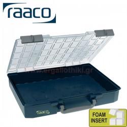 RAACO CL80-FOA κασετίνα με αφρώδες προστατευτικό