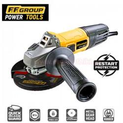 FFGROUP AG 125/900 PRO Γωνιακός τροχός