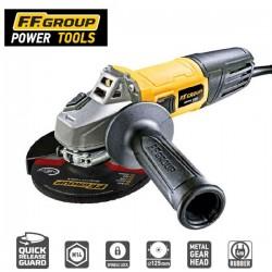 FFGROUP AG 125/900 PRO Γωνιακός τροχός (41630)