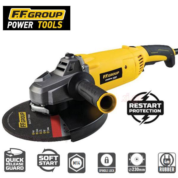 FFGROUP AG 230/2400S PRO Γωνιακός τροχός (41631)