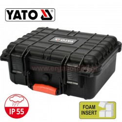 YATO YT-08902 Βαλίτσα μεταφοράς με προστατευτικό αφρολέξ