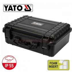 YATO YT-08904 Βαλίτσα μεταφοράς με προστατευτικό αφρολέξ