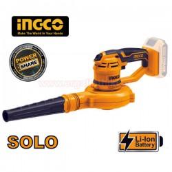 INGCO CABLI2001 Φυσητήρας μπαταρίας 20V Li-Ion SOLO (χωρίς μπαταρία και φορτιστή)