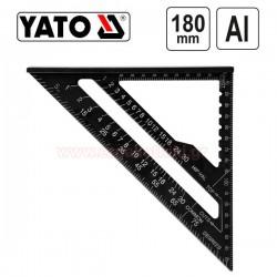 YATO YT-70786 Γωνία αλουμινίου 180mm