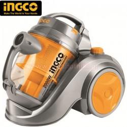 INGCO VC20258 Οικιακή ηλεκτρική σκούπα 2000W