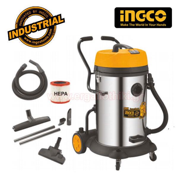 INGCO VC24751 Ηλεκτρική σκούπα 2400W