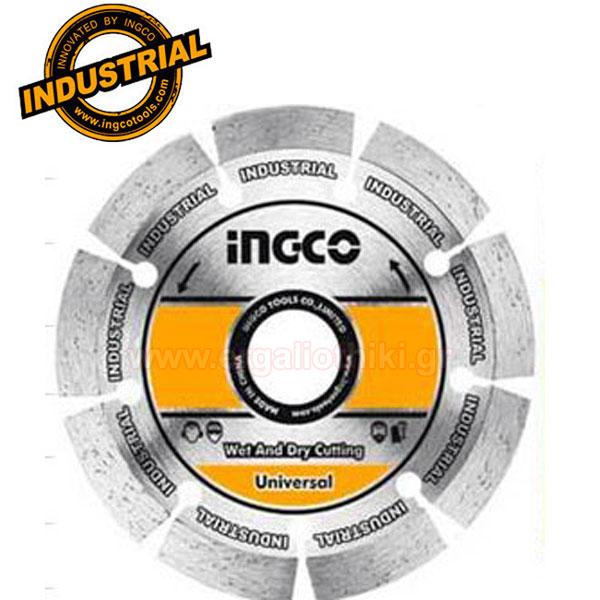 INGCO DMD011101 Διαμαντόδισκος μαρμαροκόφτη υγρής κοπής 110mm