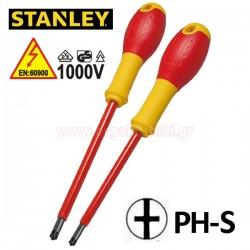 STANLEY FMTH0-62648 Κατσαβίδια 1000V  ηλεκτρολόγων PH-S