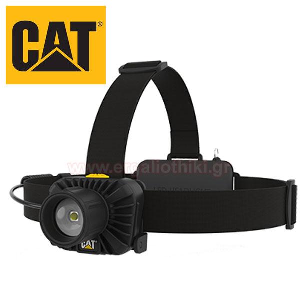 CAT CT4305 Φακός επαναφορτιζόμενος κεφαλής 4 λειτουργιών