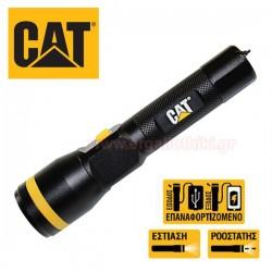 CAT CT2505 Φακός επαναφορτιζόμενος FOCUS