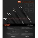 HARDEN 660213 Τσιμπίδα ακριβείας - μπροσέλα κυρτή αντιστατική