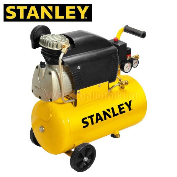 STANLEY D211/8/24 Αεροσυμπιεστής 24lit