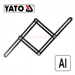YATO YT-70880 Παραλληλογράφος αλουμινίου