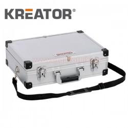 KREATOR KRT640101S Βαλίτσα-εργαλειοθήκη αλουμινίου