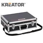 KREATOR KRT640102B Βαλίτσα - εργαλειοθήκη αλουμινίου