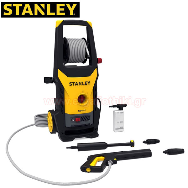 STANLEY SXPW22E Πλυστικό μηχάνημα