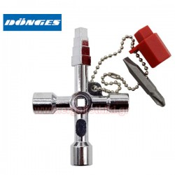 DONGES LUCKHAUS 21-179000-0 Κλειδί πινάκων