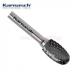 KARNASCH Φρεζάκια TRE με άξονα Ø6mm (επιλέγετε μέγεθος)