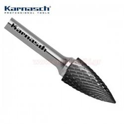 KARNASCH Φρεζάκια SPG με άξονα Ø6mm (επιλέγετε μέγεθος)