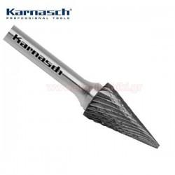 KARNASCH Φρεζάκια SKM με άξονα Ø6mm (επιλέγετε μέγεθος)
