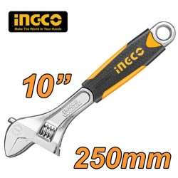 "INGCO HADW131108 Γαλλικό κλειδί 10"" 250mm"