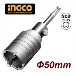 INGCO  HCB0501 Διαμαντοκορώνα μπετού SDS-plus 50mm