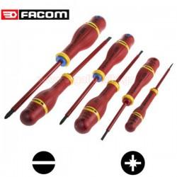 FACOM ATDVE J6PB Σειρά κατσαβίδια ηλεκτρολόγων 1000V