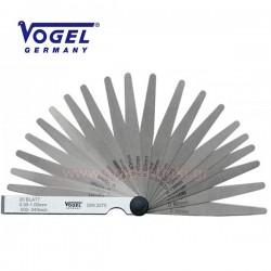 VOGEL Φίλλερ 20 λάμες mm/inch