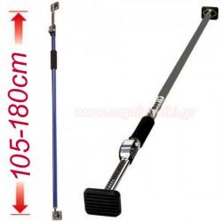 Τηλεσκοπικός στύλος στήριξης γυψοσανίδας 105-180cm