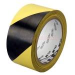 3M 766i Scotch Αυτοκόλλητη ταινία βινιλίου  50mmx33m κίτρινη-μαύρη