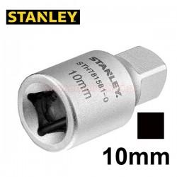STANLEY STHT81581-0 Καρυδάκι ταπόκλειδο κάρτερ τετράγωνο 10mm