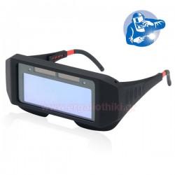 DG-01 Γυαλιά ηλεκτροκόλλησης αυτόματης σκίασης