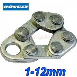 DONGES 30-516012-0 Τραβηχτήρι σύρματος 1-12mm (καρκίνος)