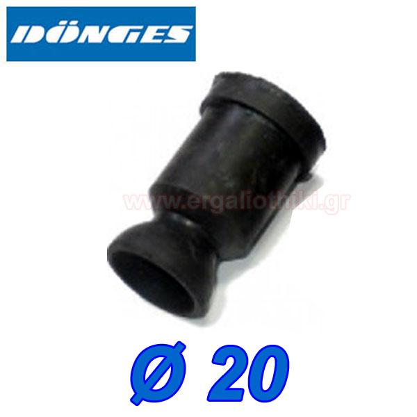 DONGES 23-126520-0 Βεντούζα λείανσης βαλβίδων αυτοκινήτου Ø20