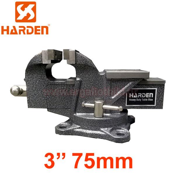 "HARDEN 600608 Μέγγενη 3"" (75mm)"