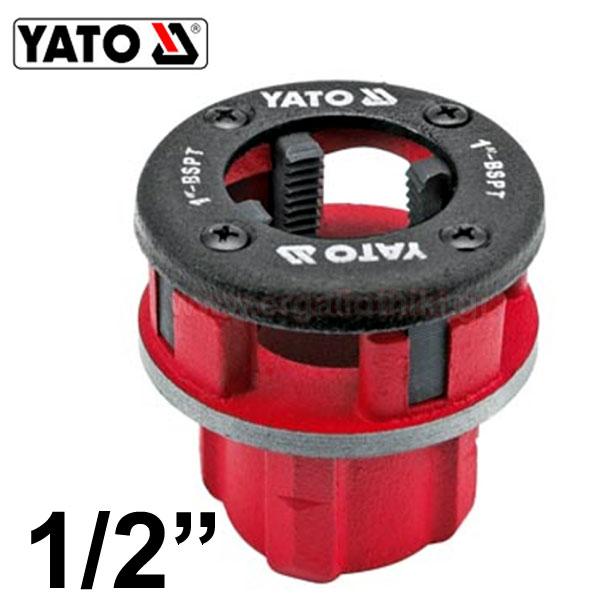 "YATO YT-2918 Κουκουνάρα υδραυλικών σωλήνων 1/2"""