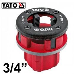 "YATO YT-2919 Κουκουνάρα υδραυλικών σωλήνων 3/4"""