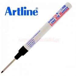 ARTLINE EK-710 Μαρκαδόρος μακριάς μύτης μαύρος