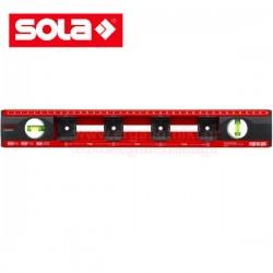 SOLA ELECTRIC 69057101 Αλφάδι ηλεκτρολόγων 40cm