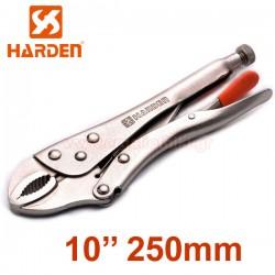 """HARDEN 560628 Πένσα γκριπ οβάλ 10"""" (250mm)"""