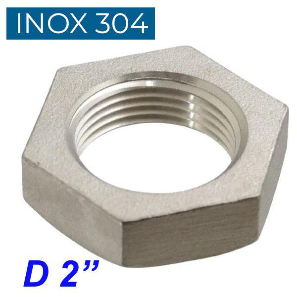 "INOX 304 Παξιμάδι 2"""