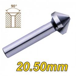PTG 3533502050 Φρεζάκι κοβαλτίου 90 μοιρών 20,50mm