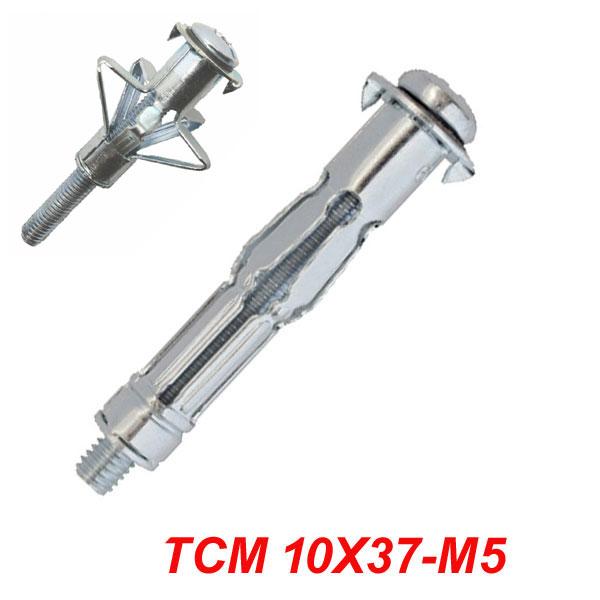 FRIULSIDER TMC 10X37-M5 Μεταλλικό βύσμα γυψοσανίδας αρθρωτά με βίδα