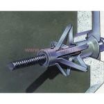 FRIULSIDER TMC 12X66-M6 Μεταλλικό βύσμα γυψοσανίδας αρθρωτό με βίδα