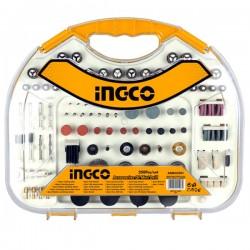 INGCO AKMG2501 Σετ εξαρτήματα μίνι πολυεργαλείου 250τμχ