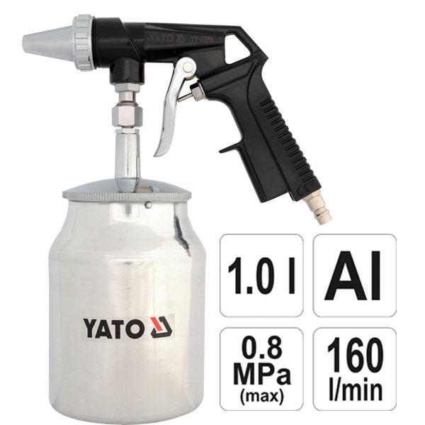 YATO ΥΤ- 2376 Πιστόλι αμμοβολής