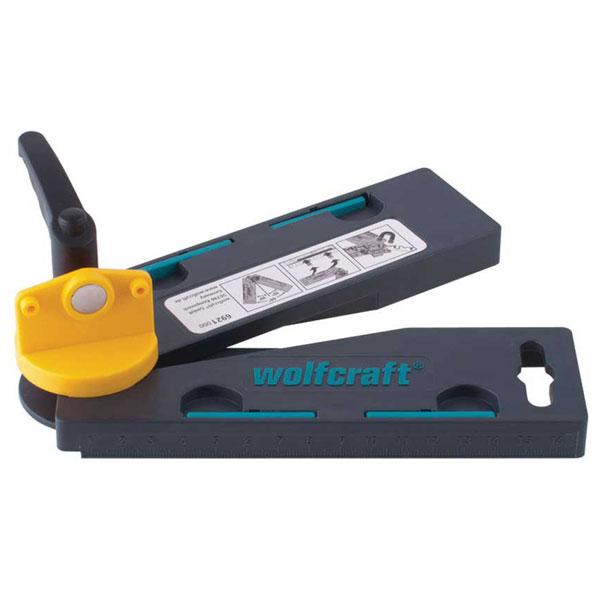 WOLFCRAFT 6921000 Οδηγός - μετρητής γωνιών