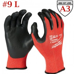 MILWAUKEE CUT LEVEL 3 Γάντια εργασίας Large No9 (4932471421)